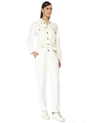 American Vintage Kombinezon Beyaz